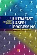 Ultrafast Laser Processing