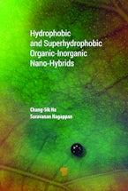 Hydrophobic and Superhydrophobic Organic‐Inorganic Nanohybrids