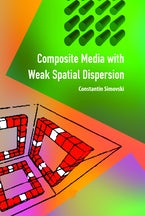 Composite Media with Weak Spatial Dispersion