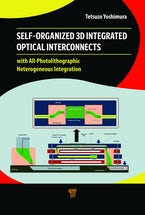 Self-Organized 3D Integrated Optical Interconnects