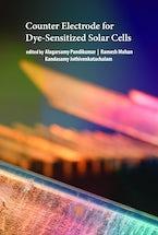 Counter Electrode for Dye‐Sensitized Solar Cells